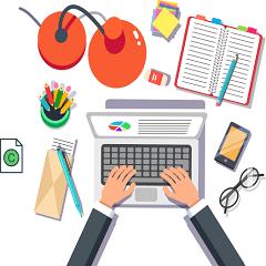 Wordpress Development, Ecommerce Development, Web Development, Social Media Marketing, Graphic Designing, Content Writing